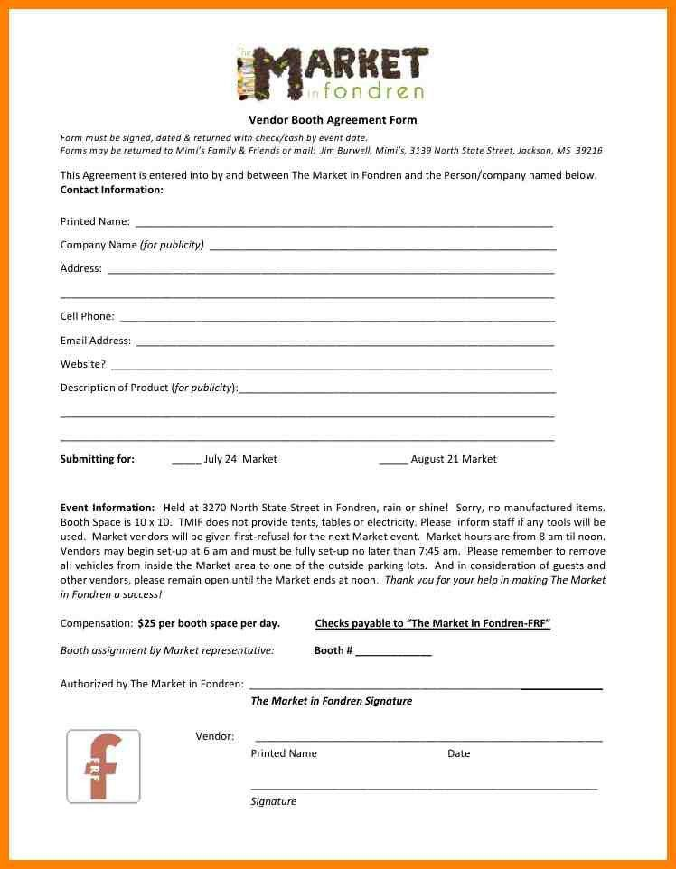 Vendor Agreement Template Vendor Agreement Template 12 Free Word - consulting services agreement