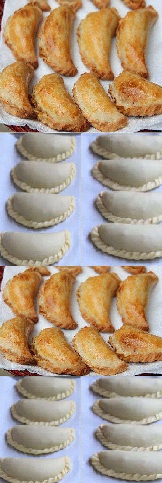 MASA CASERA: para Empanadas de Horno receta fácil para preparar...