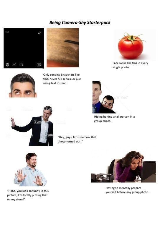 Starter pack memes for the basic betches! #StarterPack #Memes #Stereotypes