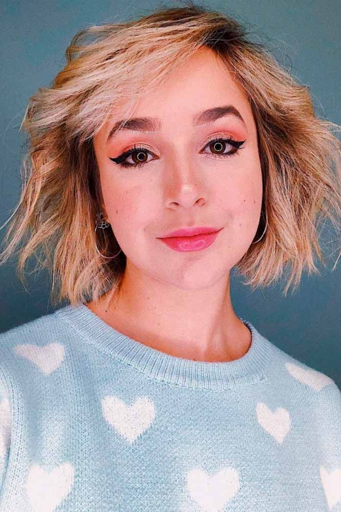 "Messy Blonde Bob <a class=""pintag"" href=""/explore/messyhairstyles/"" title=""#messyhairstyles explore Pinterest"">#messyhairstyles</a> <a class=""pintag"" href=""/explore/ombrehair/"" title=""#ombrehair explore Pinterest"">#ombrehair</a> ★  Short hairstyles for round faces are in trend! If you have blonde hair and a round face, check out these 40 hairstyle ideas. ★ See more: <a href=""https://glaminati.com/blonde-short-hairstyles-for-round-faces/"" rel=""nofollow"" target=""_blank"">glaminati.com/…</a> <a class=""pintag"" href=""/explore/glaminati/"" title=""#glaminati explore Pinterest"">#glaminati</a> <a class=""pintag"" href=""/explore/lifestyle/"" title=""#lifestyle explore Pinterest"">#lifestyle</a><p><a href=""http://www.homeinteriordesign.org/2018/02/short-guide-to-interior-decoration.html"">Short guide to interior decoration</a></p>"