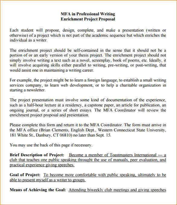 academic proposal template templatexampleunicloudpl - professional proposal template