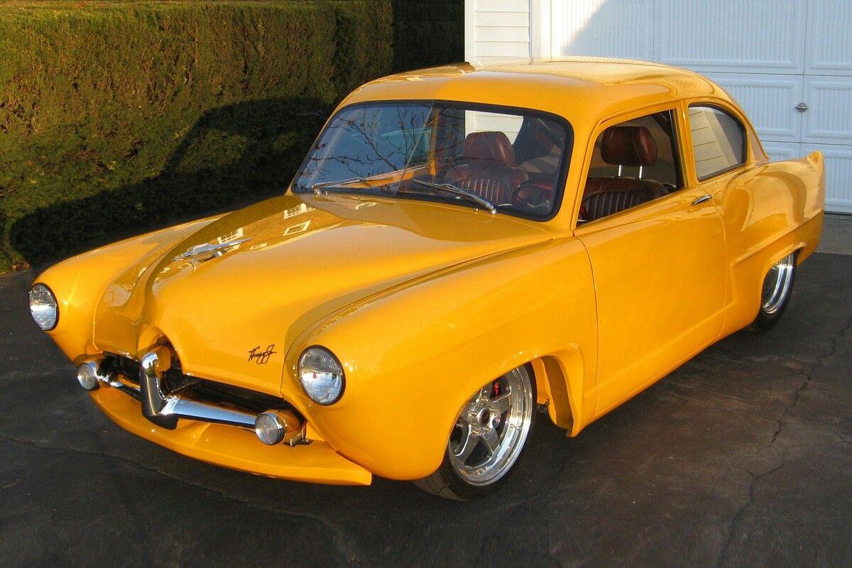 Henry J Hot Rod Classic cars trucks hot rods, Cool cars