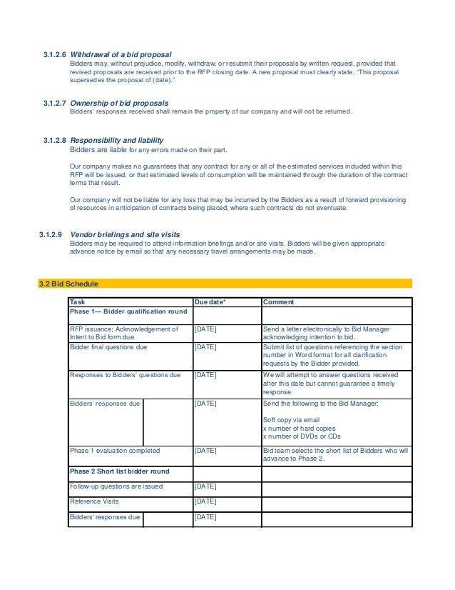Response to rfp sample agimapeadosencolombiaco - it services proposal