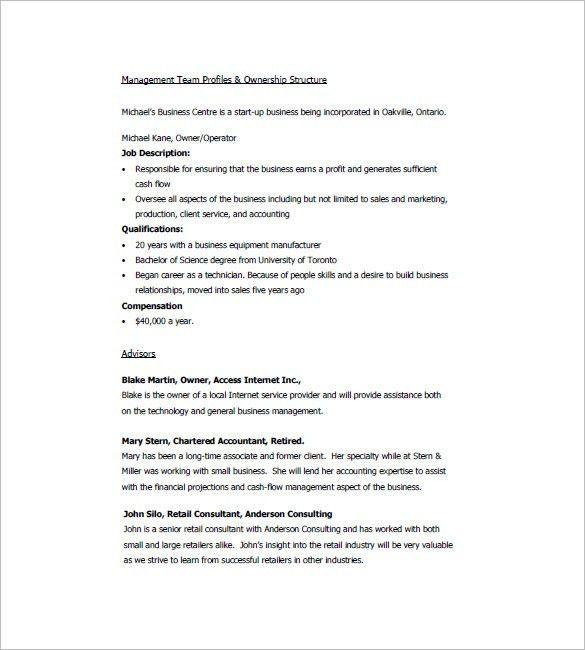 Sales Management Plan Template Free Action Plan Templates - compensation plan template