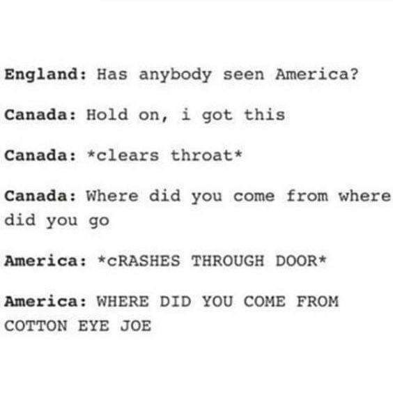 Happy Fourth of July! #Memes #Tumblr #Holiday #America #4thOfJuly