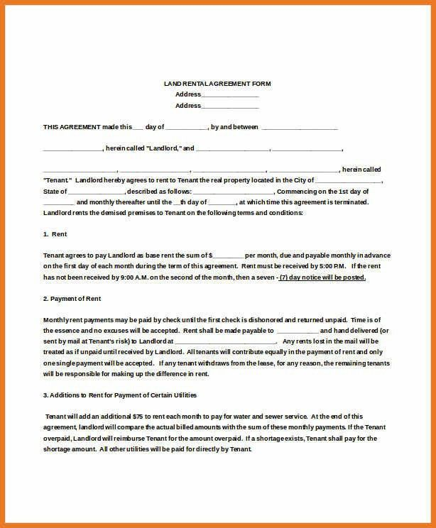 Rental Agreement Forms Free Download Residential Tenancy - free tenant agreement