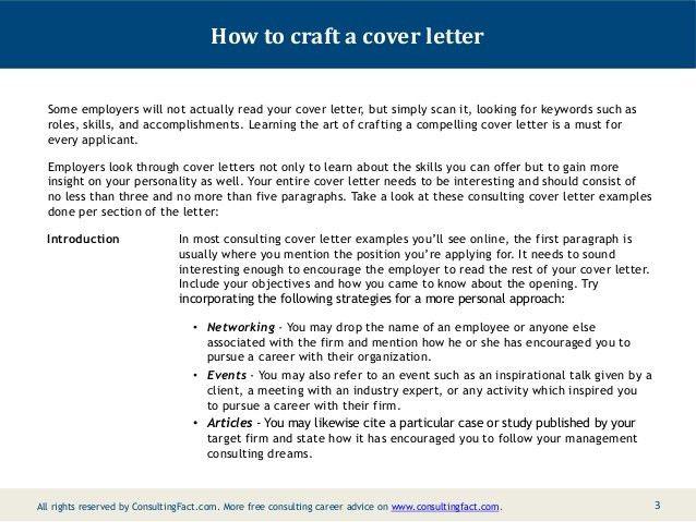 ... Cover Letter Consulting Senior Cover Letter Consulting, Cover   Sports  Consultant Cover Letter ...