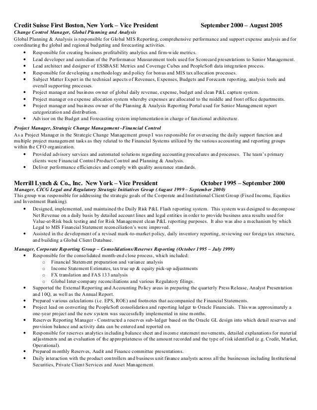 Mis Vice President Resume Mis Vice President Resume Example Of Mis - mis vice president resume