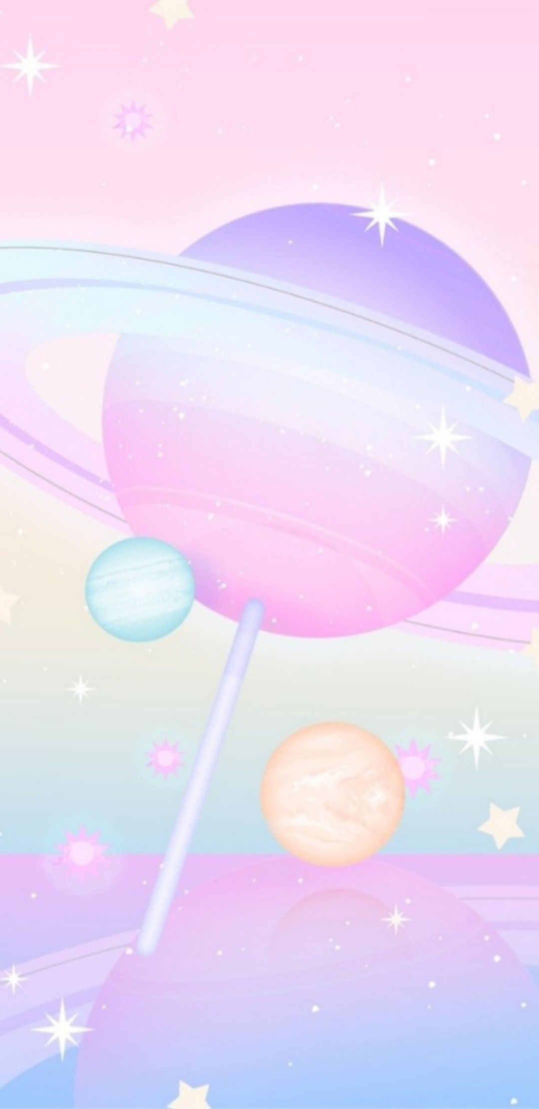 Kawaii Pastel Space Aesthetic Wallpaper Tons of awesome strawberry aesthetic wallpapers to download for free. kawaii pastel space aesthetic wallpaper
