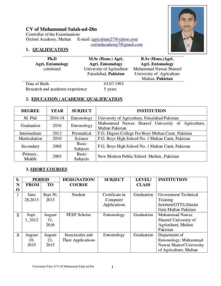 agriculture scientist resume - Vatozatozdevelopment - agriculture scientist resume