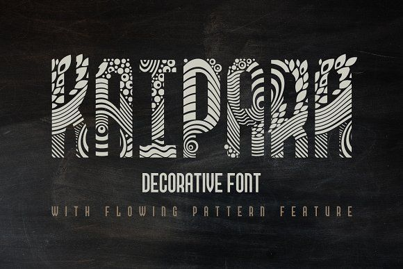 Kaipara font by Gleb Guralnyk on @creativemarket
