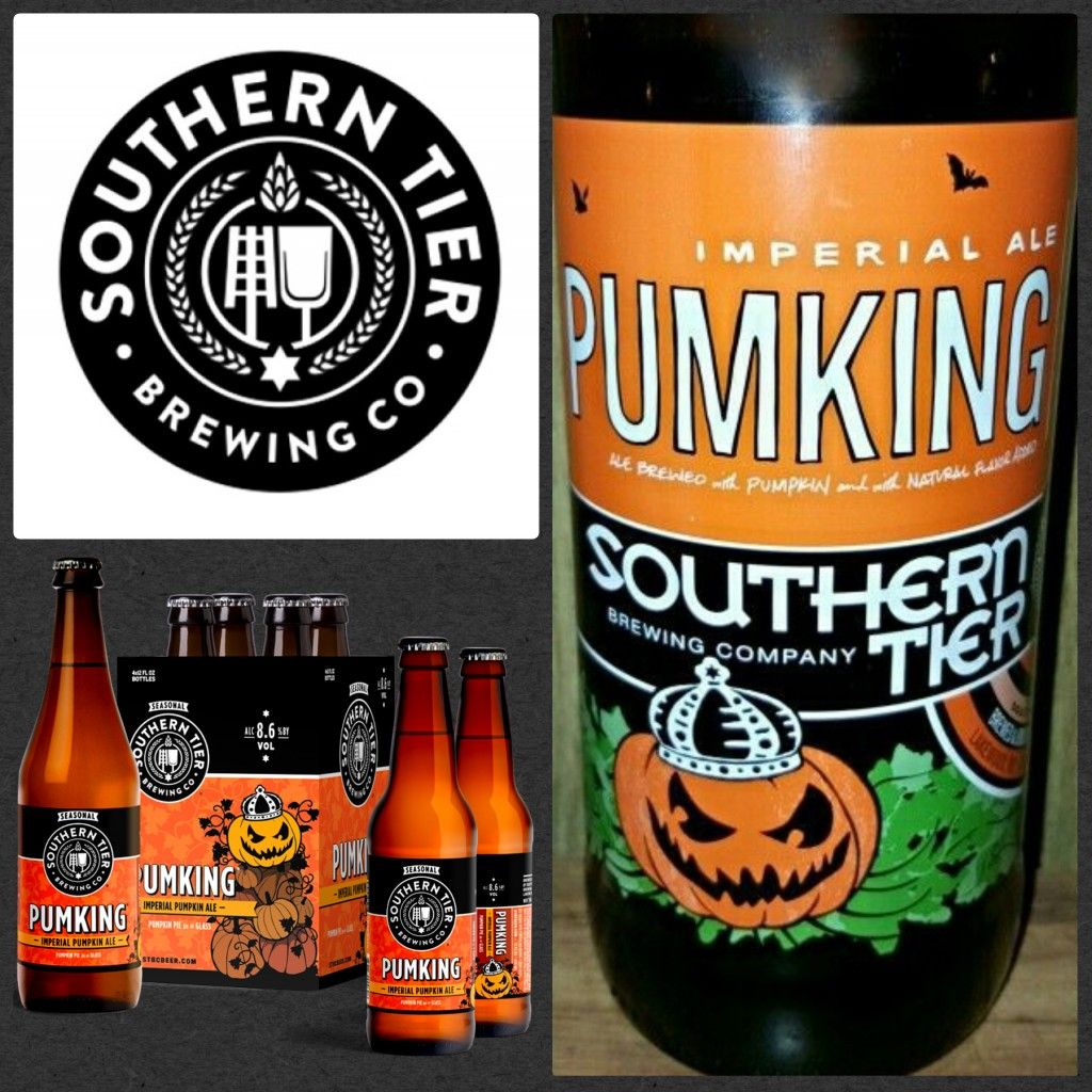 723 Pumpking Imperial Ale Southern Tier Brewing Lakewood Ny