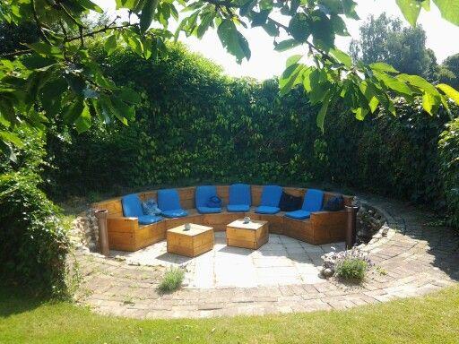 Meer dan 1000 idee n over zwembad ontwerpen op pinterest zwembaden zwembaden en achtertuin - Terras teak zwembad ...