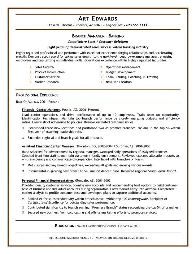 regional manager resume examples radiovkm.tk
