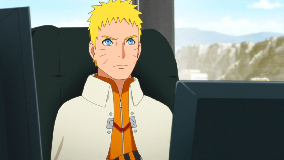 Kawaki introduced in Boruto