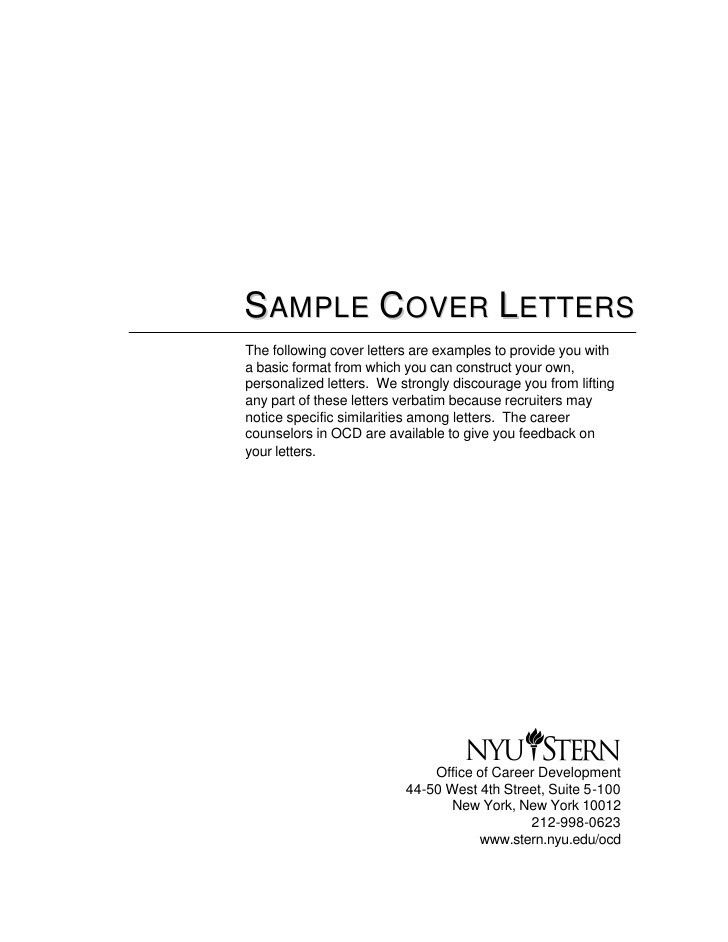 Example Cv Covering Letter] Cover Letter Examples Template