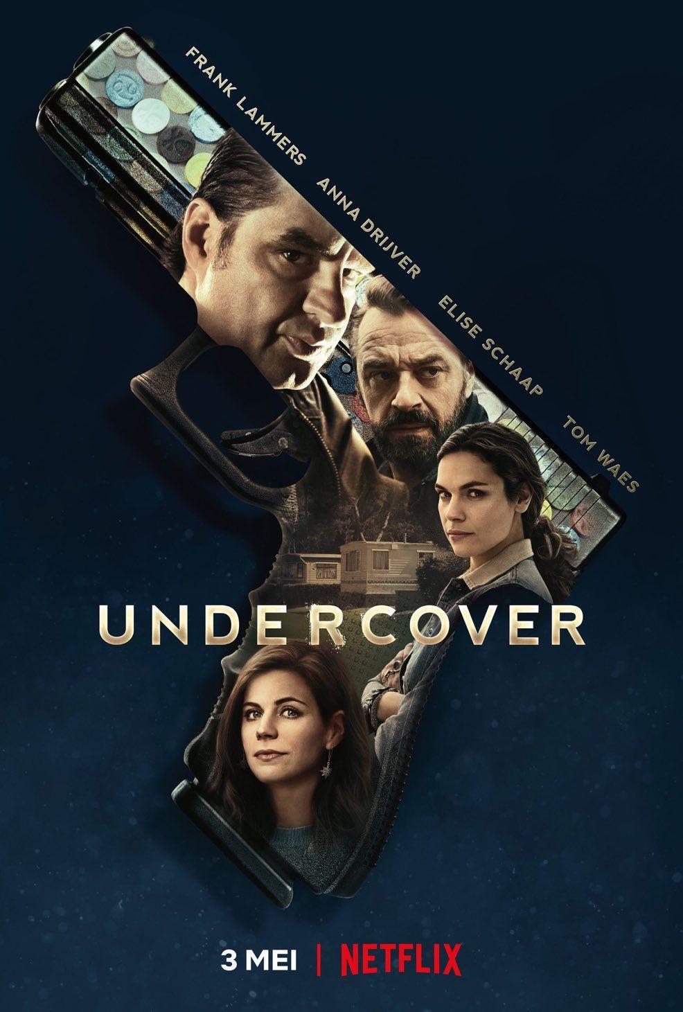 Netflix , Undercover   Undercover, Best tv shows, Netflix