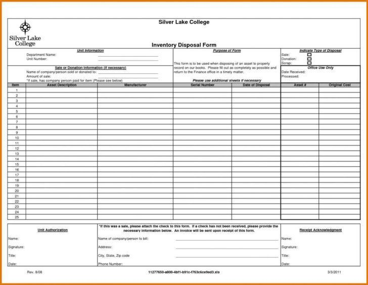 Inventory Sheet Template Free Download Inventory Spreadsheet - property inventory template