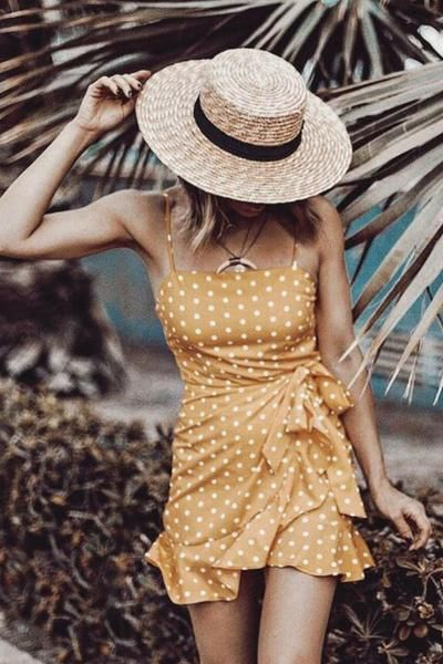 Waikiki Mini Dress