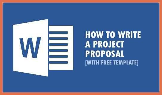 Word Business Proposal Template Business Proposal Template - proposal template in word