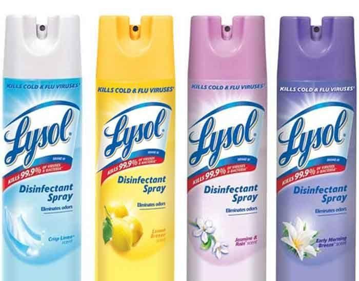 Lysol, Disinfectant Spray 19oz