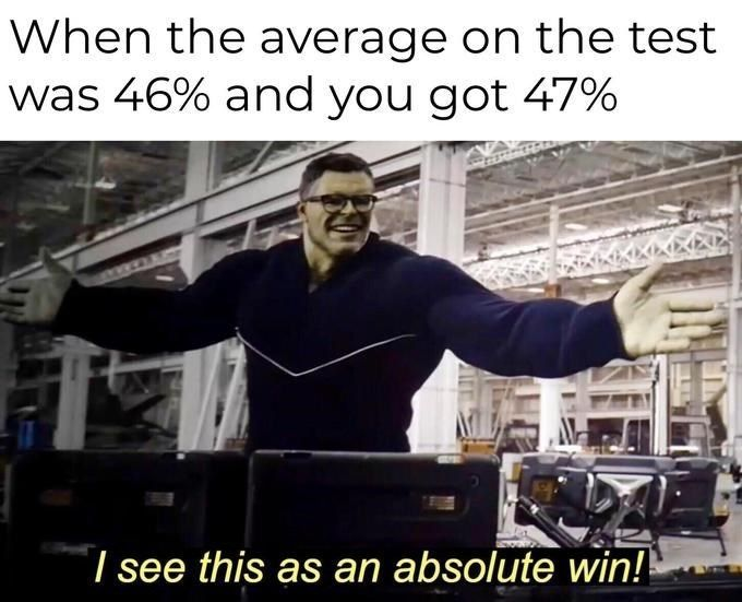 """""""I see this as an absolute won"""" memes for all the Avengers: Endgame fans. #Hulk #Movies #Avengers #Endgame #ISeeThisAsAnAbsoluteWin #Memes #Celebrities"""