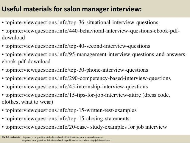 Salon Manager Job Description Salon Manager Resume Hairdresser - hairstylist job description