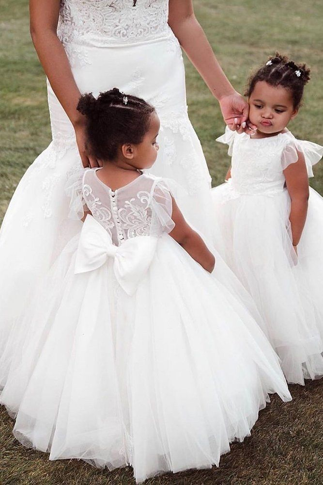21 Flower Girl Dresses To Create A Magic Look | Wedding Forward