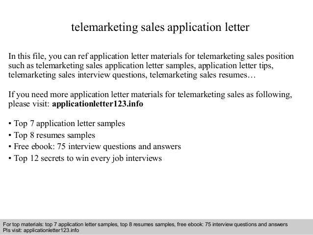 telemarketing resume samples env 1198748 resume cloud
