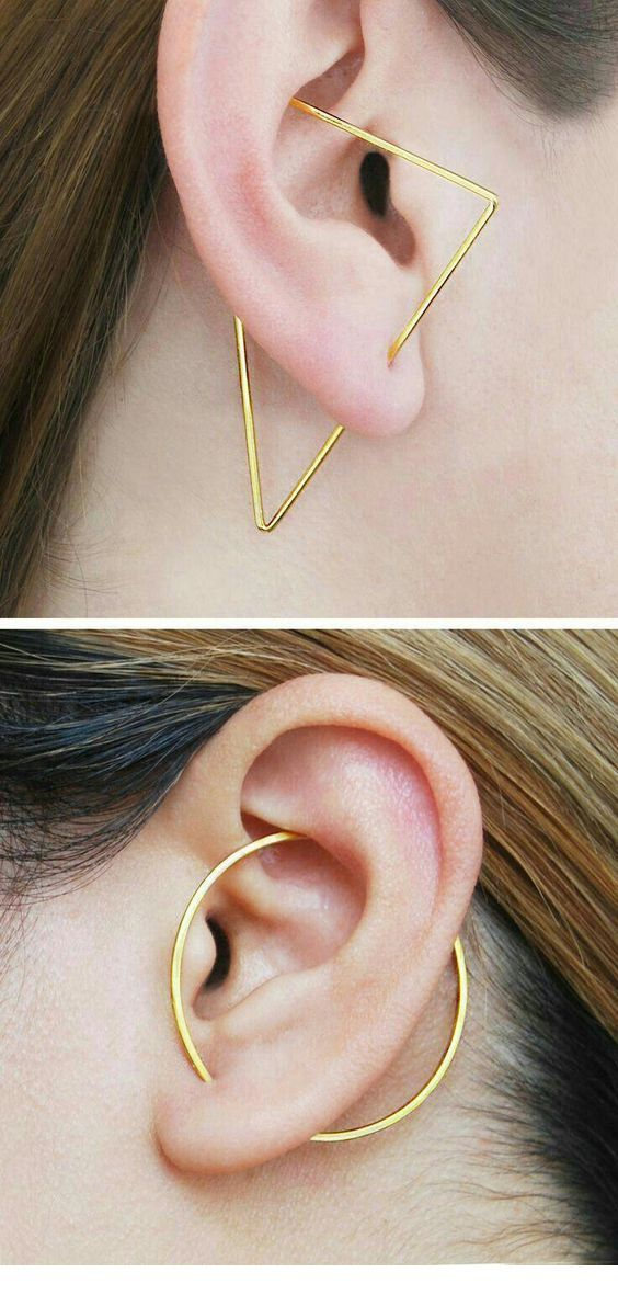 Nice earring fashion trend