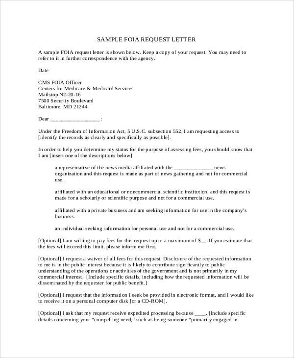 Letters Of Request Format Format Of Request Letter To Hr - formal request letter