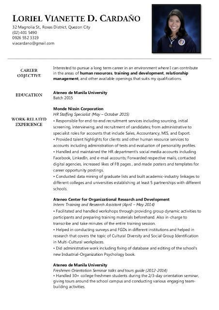 Business Objects Admin Sample Resume. Bo Administration Sample