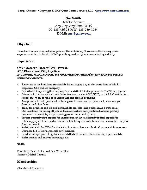 membership advisor sample resume node2001-cvresumepaasprovider