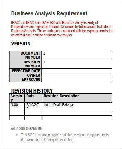 Sample Requirement Analysis requirements analysis-1 - ppt - sample requirement analysis