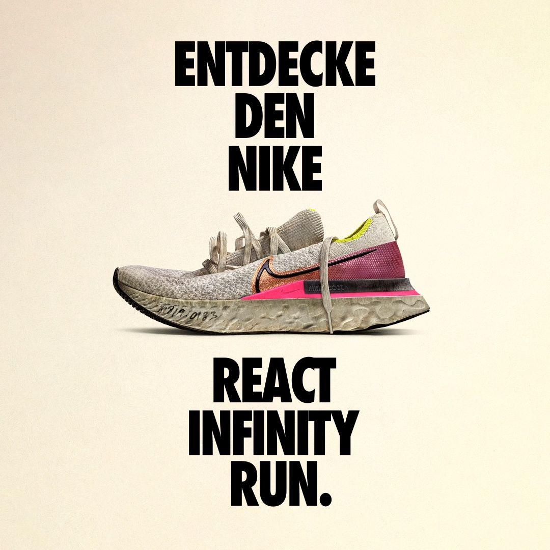 Nike React Infinity Run DE
