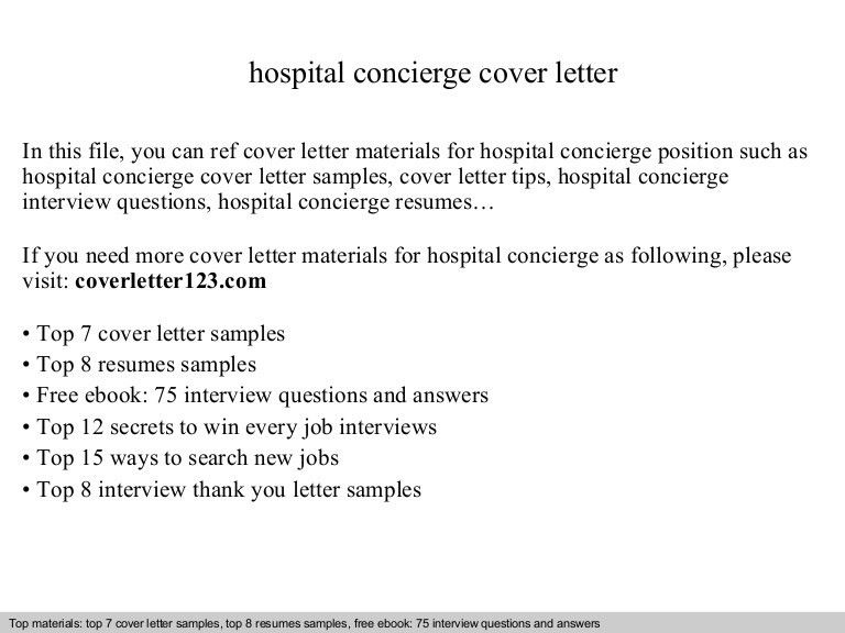 concierge resume objective concierge resume objective hotel