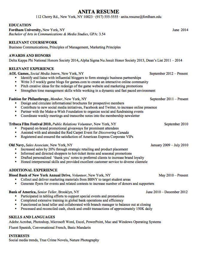 example resume for bank teller sample resume for teller position