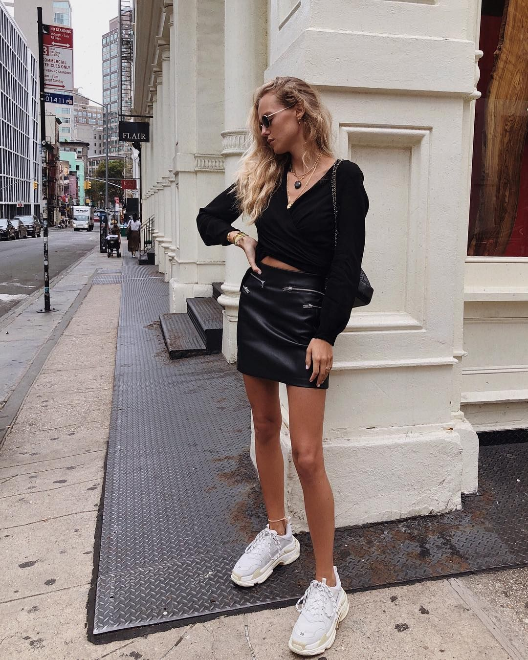 Outfits: Chunky Sneakers ideas in 2020