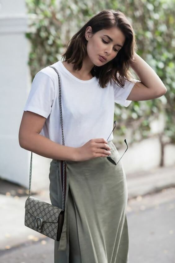 The Top 5 Fashion Basics for Cute Casual Teen Outfits Best White T-Shirts For Any Budget - Women Tee