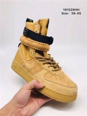 Mens Nike Air Force 1 Utility Shoes HW576