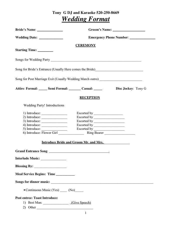 Dj Contract Templates 5 Dj Contract Templates Free Word Pdf - dj contract template
