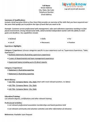 how to fill out resume for job how to fill out a resume 22