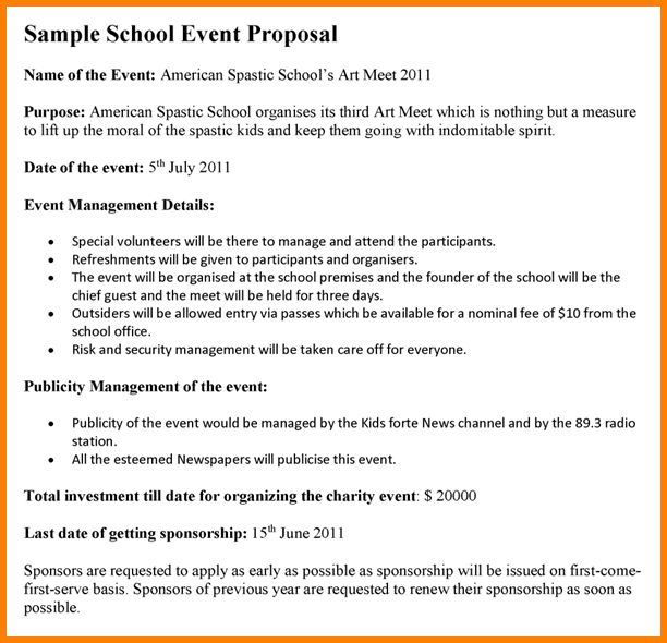 Event Proposal Craft A Perfect Event Proposal Template Now - event proposal template