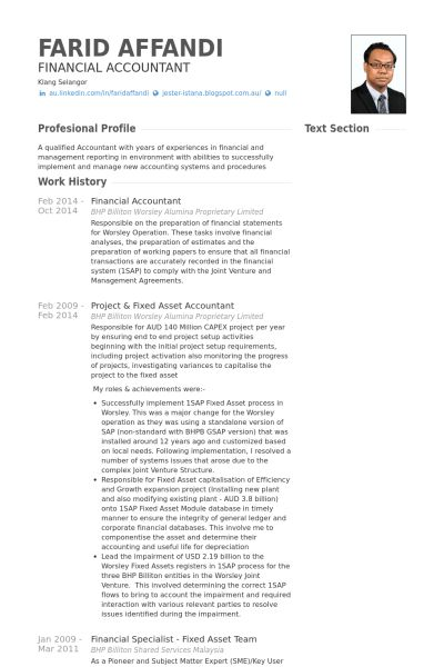 fixed assets manager sample resume node5312 cvresumehigh speed - Fixed Assets Manager Sample Resume
