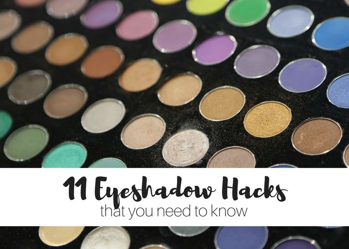 Here are 11 eyeshadow hack beauty tips to help you with your makeup. Beuaty life hacks diy to help you get more use out of your products. Use these beauty hacks to use your existing products to their fullest potential without buying more! Beauty havk beauty secrets #beauty #eyeshadow #hack