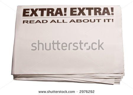 Blank Newspaper Template Blank Newspaper Template 20 Free Word - newspaper headline template