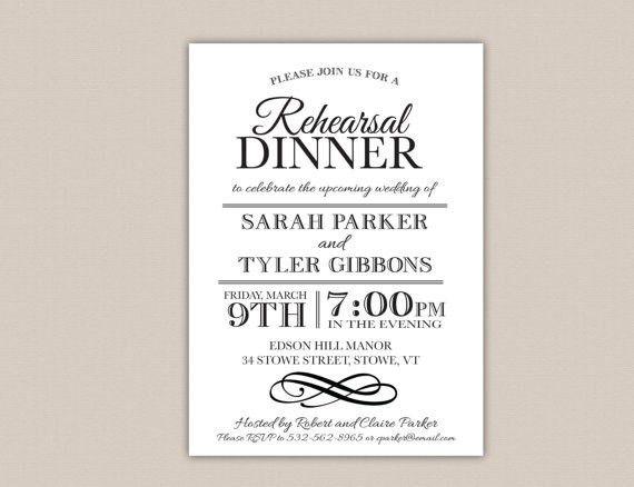 Dinner Invitation Templates Free Best 25 Dinner Party Invitations - dinner invitation template free
