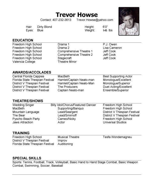model resume format format make resume chronological updated best format on how to make a
