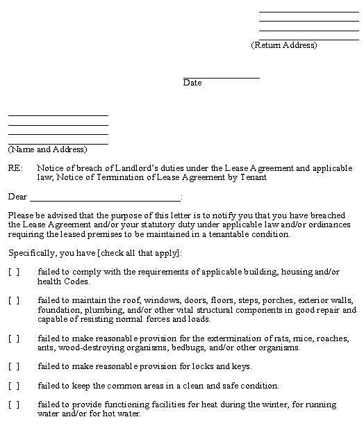 Separation Notice Template Sample Separation Notice Template 8 - final notice template