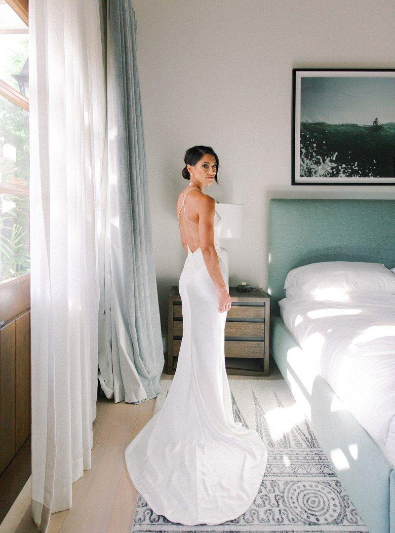 Pole Vaulter Allison Stokke's Romantic Destination Wedding in Mexico